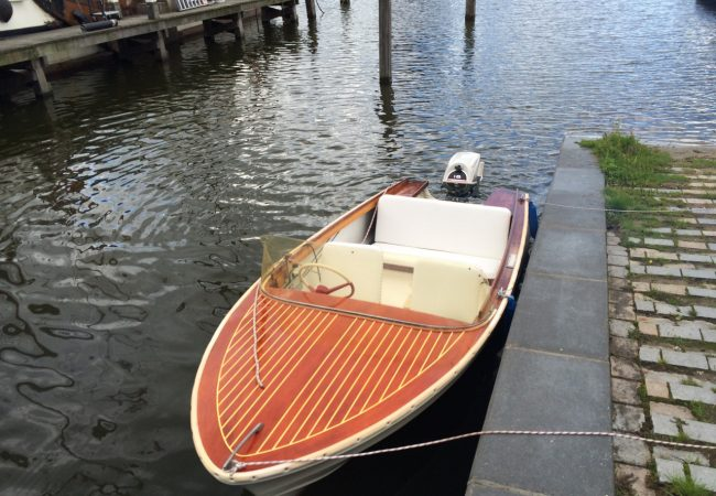 For sale: Sportsmann De Luxe 13